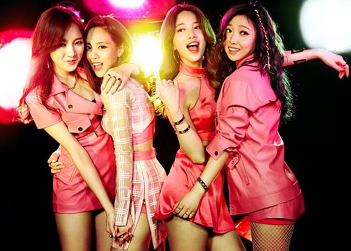 Grup K-pop Miss A Resmi Bubar