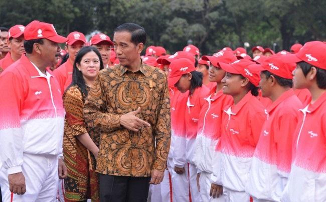 LAMPUNG POST | Presiden Resmi Bubarkan Satlak Prima