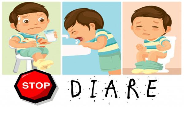 LAMPUNG POST | Diare Dapat Ganggu Tumbuh Kembang Anak