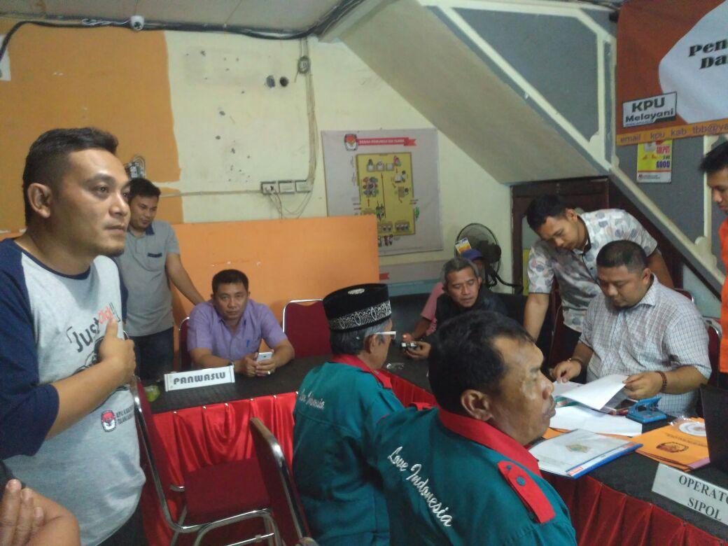 LAMPUNG POST | KPU Tubaba Berikan Tambahan Waktu 1 x 24 Jam Sejak Penutupan