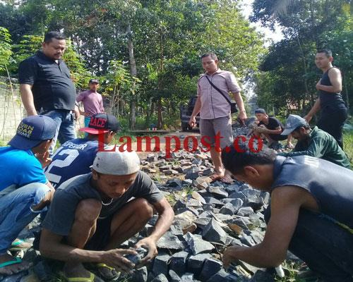 LAMPUNG POST | Realisasi Penggunaan DD di Tiyuh Kibang Trijaya Capai 80%