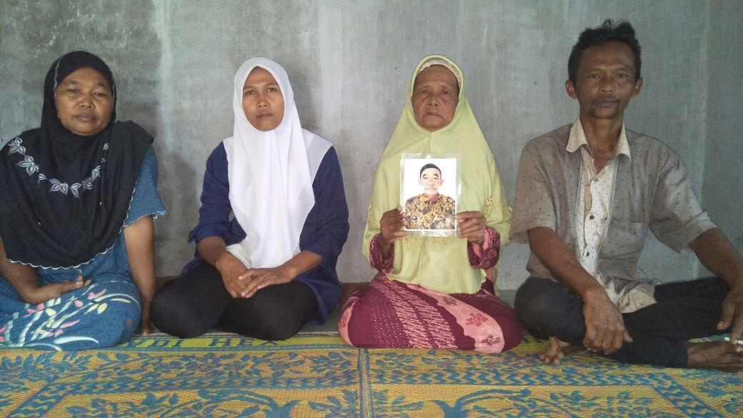 LAMPUNG POST | Keluarga Jamaah Haji asal Tuba yang Hilang di Mekah Minta Perhatian Pemerintah