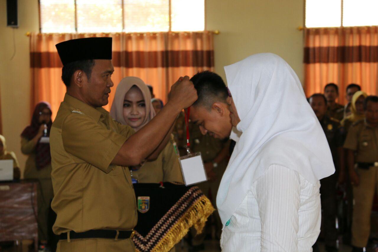 LAMPUNG POST | Wakil Bupati Pringsewu Buka Diklat Kepemimpinan