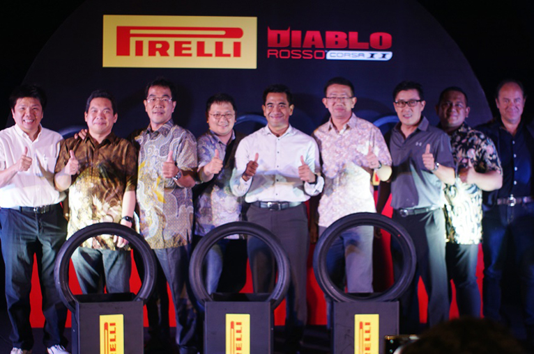 LAMPUNG POST | Pirelli Hadirkan Ban Khusus Sepeda Motor Underbone