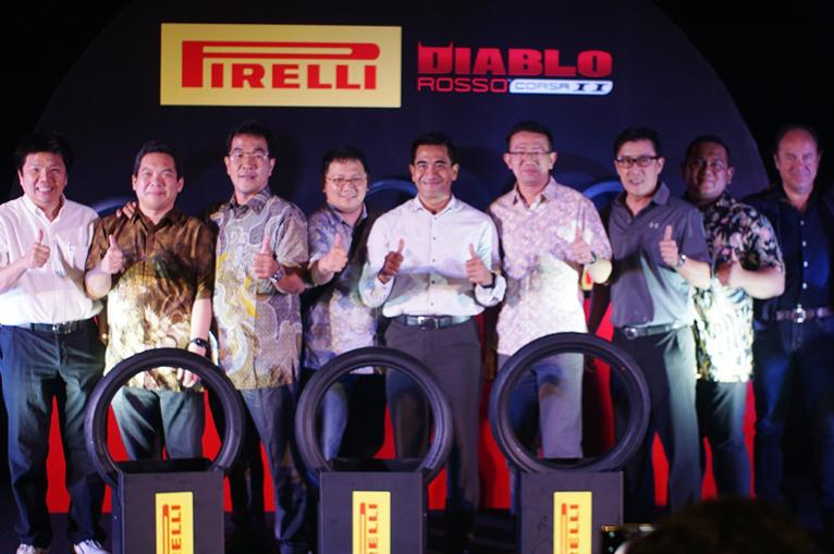 Pirelli Hadirkan Ban Khusus Sepeda Motor Underbone