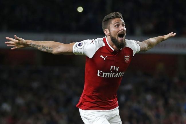 LAMPUNG POST | Giroud Konfirmasi Bertahan di Arsenal
