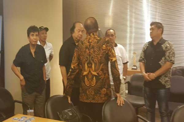 Dualisme di Pusat, PTMSI Lampung Netral dan Fokus Pembinaan