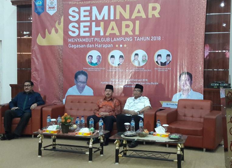 Dorong Pilkada Lampung Fair Play