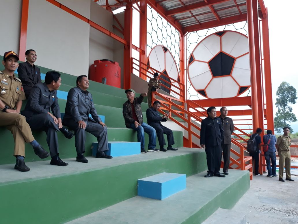LAMPUNG POST | Peresmian Stadion Sekala Bkhak, Muklis Minta Undang Persib dan Sriwijaya FC