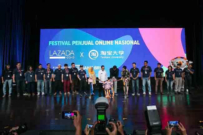 LAMPUNG POST | Rayakan HUT ke-6, Lazada Gelar Festival Penjual Online