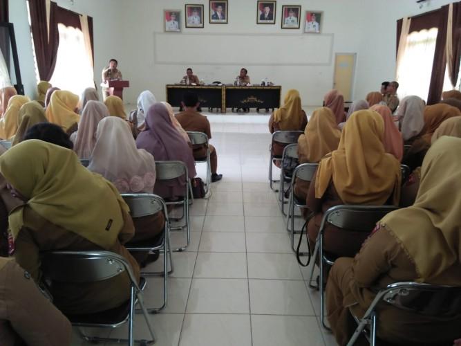 93 Pegawai Kesehatan Lambar Terima SK PNS
