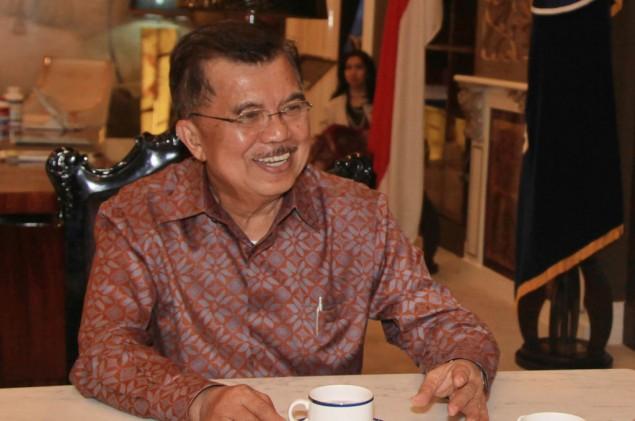 LAMPUNG POST | Wapres JK Apresiasi Presidential Threshold Tetap 20 Persen