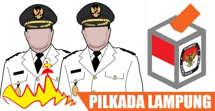 Cagub Lampung Tidak Boleh Gunakan Fasilitas Negara