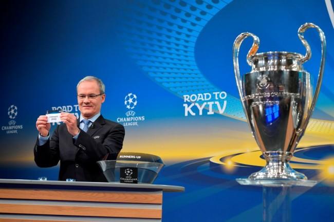 LAMPUNG POST | Jadwal Pertandingan Babak 16 Besar Liga Champions 2017--2018