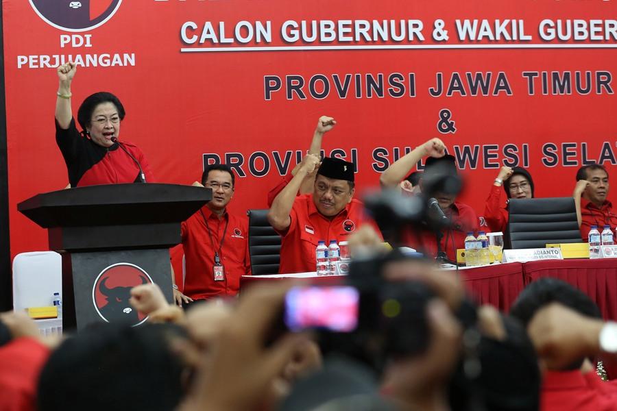 LAMPUNG POST   PDIP Belum Terbitkan Rekomendasi Cagub Lampung