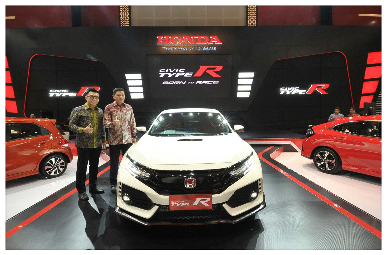 LAMPUNG POST | Honda Ikut Partisipasi di GIIAS Surabaya