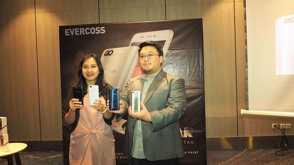 LAMPUNG POST | Evercoss Luncurkan Winner Y Star