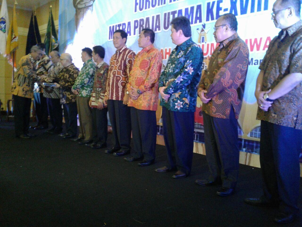 Arah Pembangunan Provinsi Dirumuskan Tiga Hari