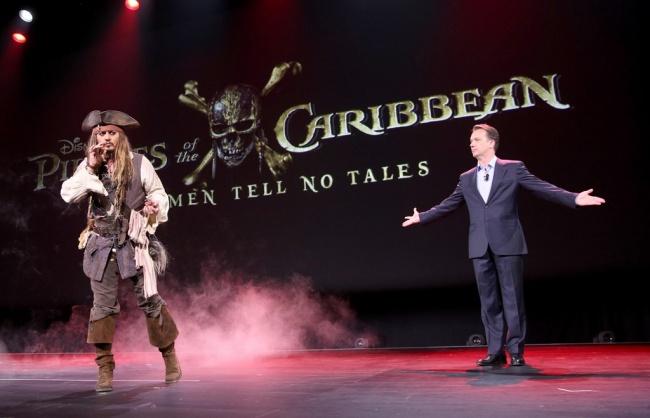 LAMPUNG POST | Film Pirates of the Caribbean Terbaru Dihacker
