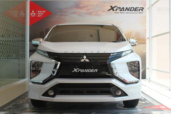 Mitsubishi Tingkatkan Lini Produksi Xpander