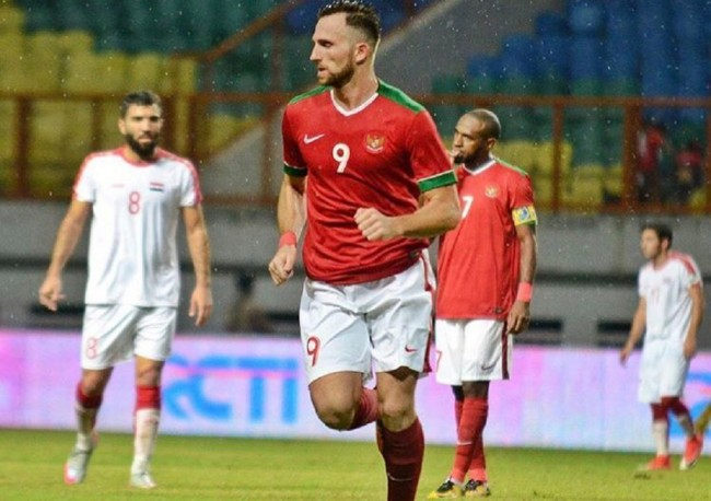 Dua Gol Spasojevic Bawa Timnas Indonesia Bungkam Guyana