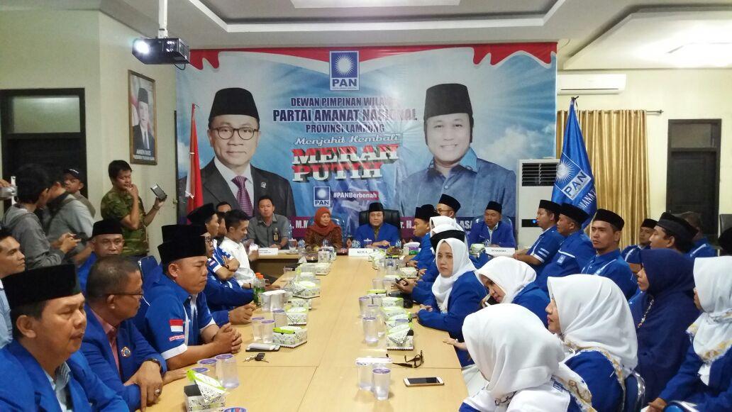 Verifikasi Faktual PAN Lampung Tak Bermasalah