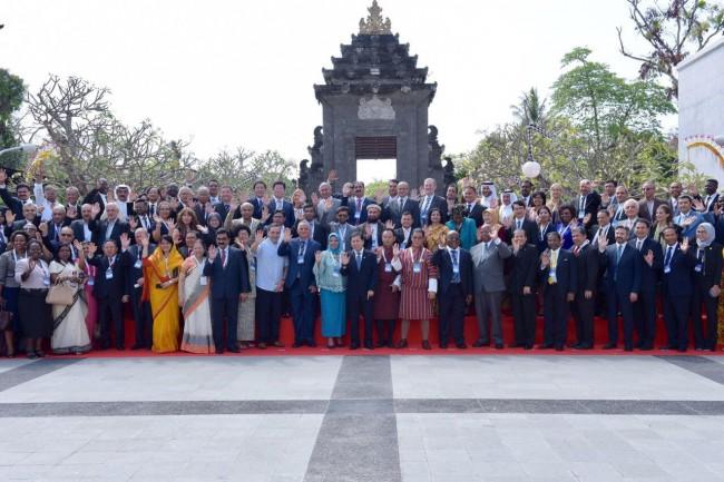 LAMPUNG POST | Myanmar Tak Hadiri Pertemuan Parlemen Dunia di Bali