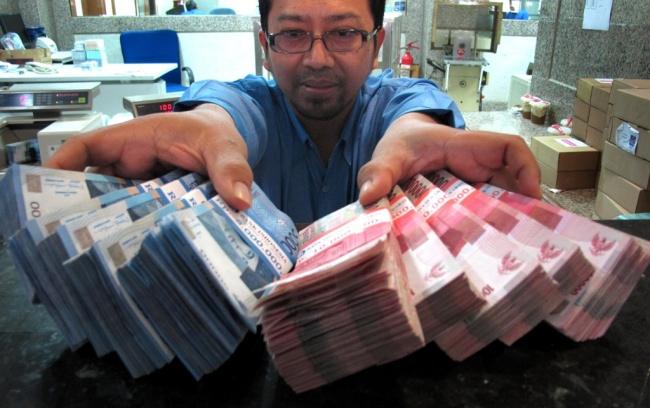 LAMPUNG POST   Jelang Lebaran Jangan Pakai Uang Kartal dalam Jumlah Besar