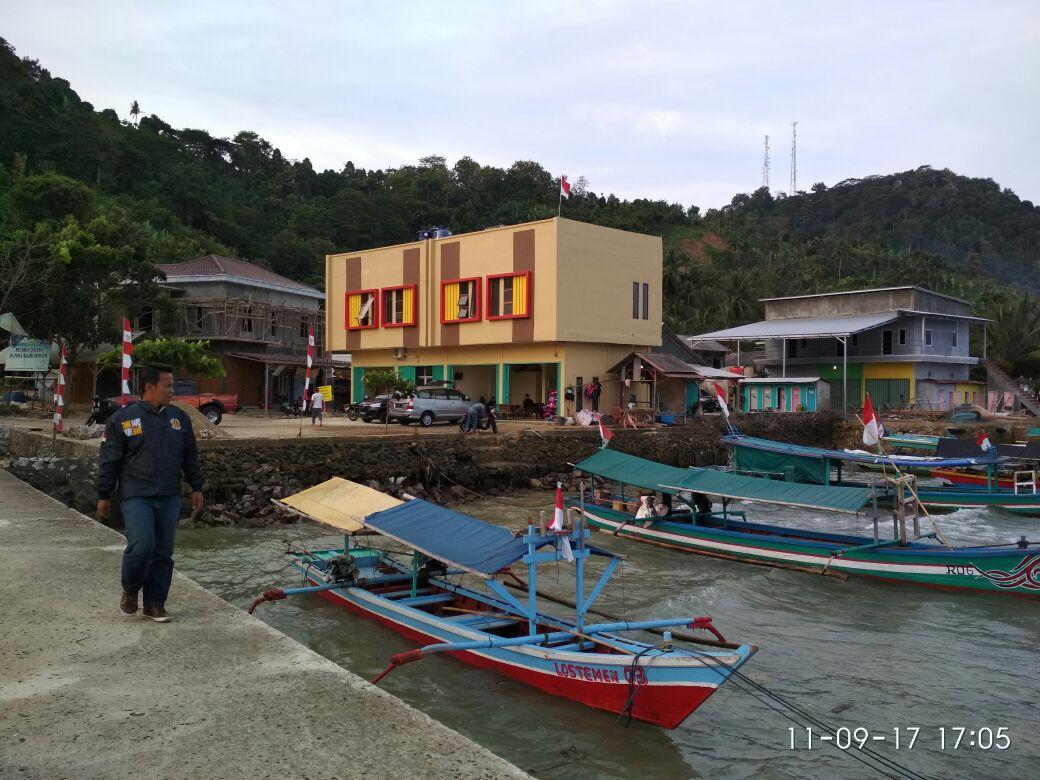 Polres Pesawaran Lidik Dugaan Reklamasi-Bangunan Ilegal di Pantai Ketapang
