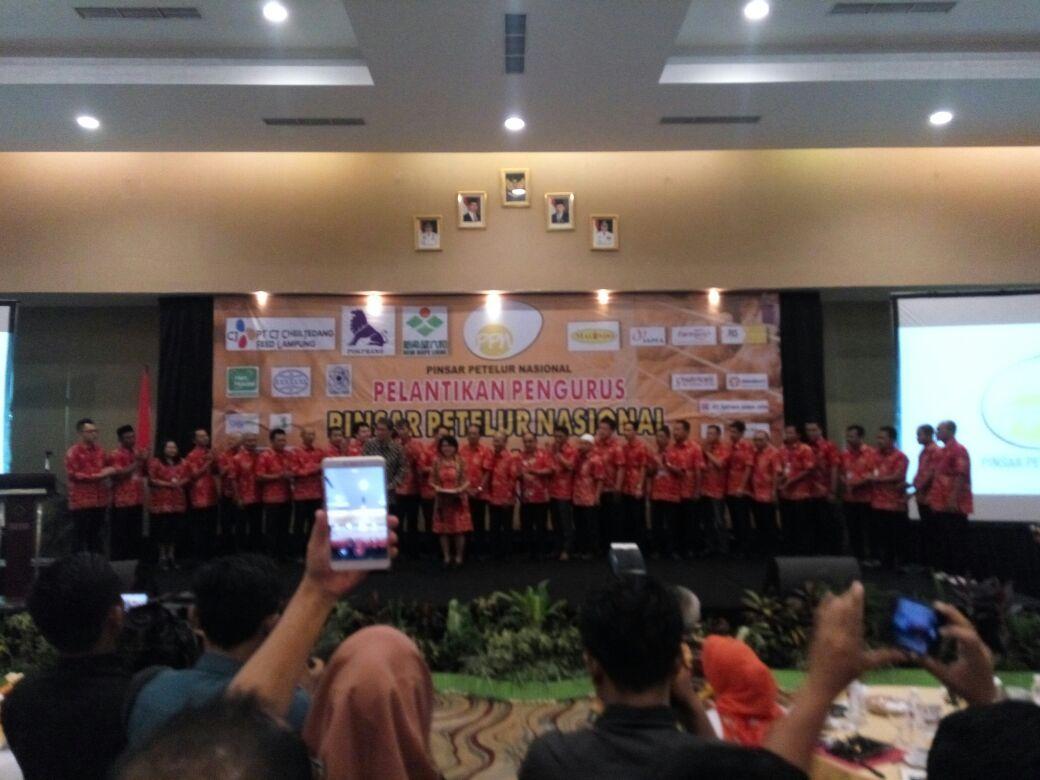 Pinsar PPN Lampung Dilantik