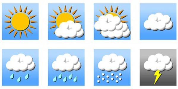 LAMPUNG POST | Lambar dan Pesisir Barat Berpotensi Hujan Lebat Disertai Petir Malam Ini