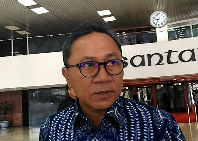 Zulkifli Hasan Enggan Klarifikasi Ucapannya Soal Polemik LGBT