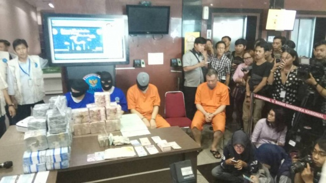 LAMPUNG POST | BNN Buru Aset Jaringan TPPU Narkotika hingga ke Luar Negeri