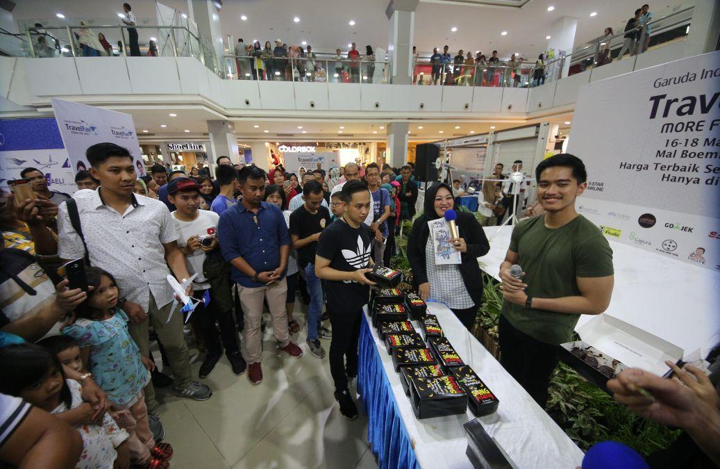 LAMPUNG POST   Ini Alasan Kaesang Buka Outlet di Lampung