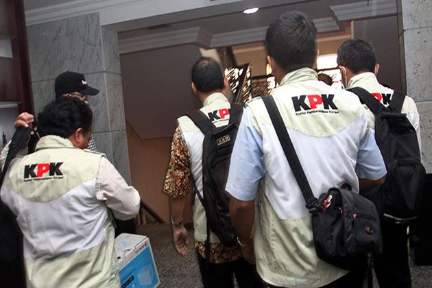 LAMPUNG POST | Istri Gubernur Bengkulu Kena OTT KPK