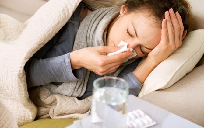 LAMPUNG POST | Tips: Langkah Mudah Hindari Tertular Flu