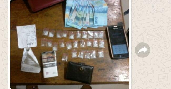 LAMPUNG POST | Dua Pejabat Tubaba Ditangkap Terkait Narkoba