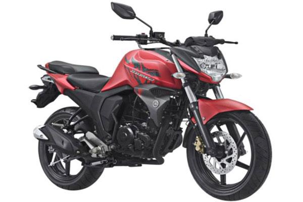 LAMPUNG POST   Yamaha Rilis Warna Baru MX King dan Byson