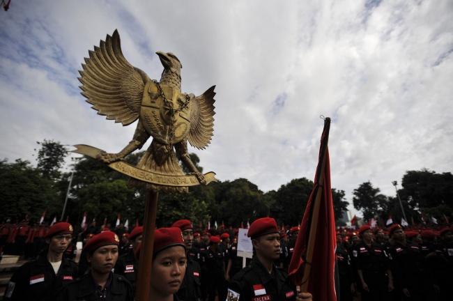 LAMPUNG POST | Yuk, Daftar Lomba Pidato Pancasila Berbahasa Lampung