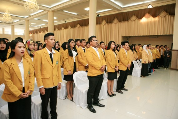 LAMPUNG POST | Mahasiswa Umitra Kuliah Kerja Lapangan di Jakarta-Bandung