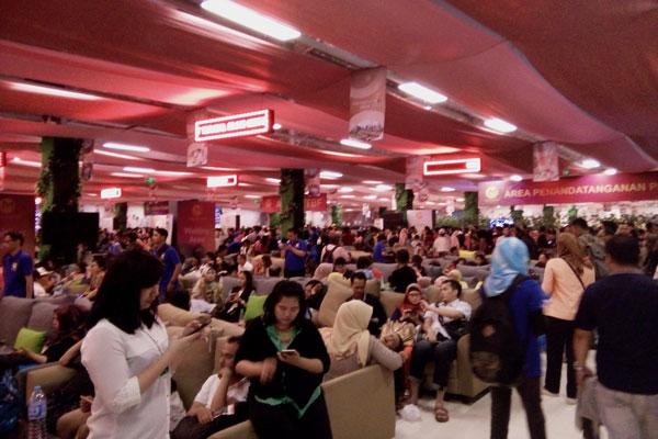 LAMPUNG POST | 100 Ribu Orang Sudah Pesan Apartemen Meikarta