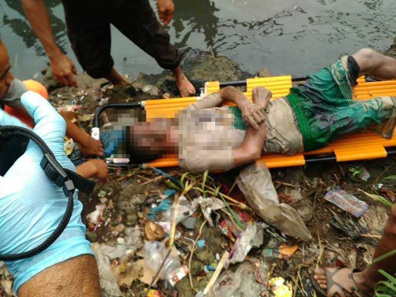 LAMPUNG POST | Dua Mayat Tenggelam Ternyata Kakak Beradik