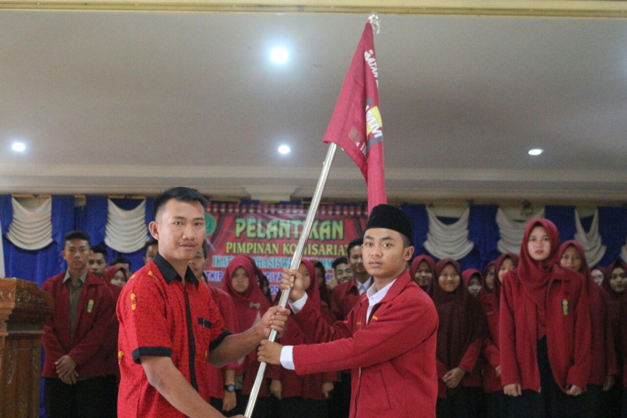 Kepengurusan PK IMM ) STKIP Muhammadiyah Pringsewu Dilantik
