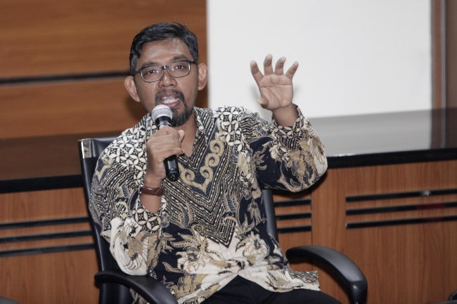 LAMPUNG POST | KPK: Kuda Hadiah untuk Jokowi Jadi Milik Negara