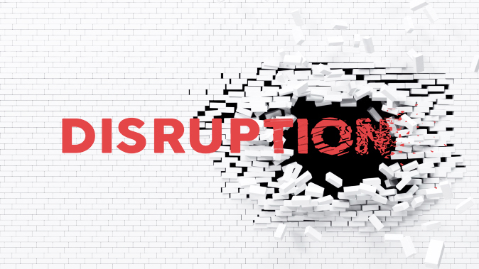 LAMPUNG POST | Era Disruption Hukum