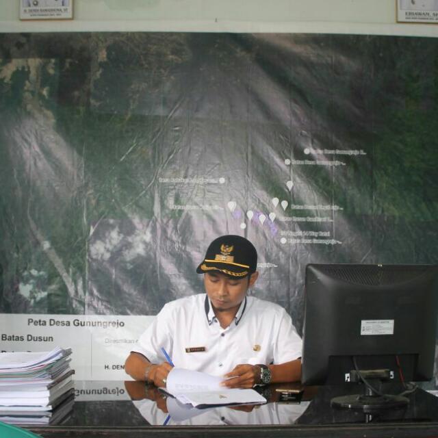 LAMPUNG POST | Desa Gunungrejo Masuk Tiga Besar Lomba Desa Tingkat Nasional