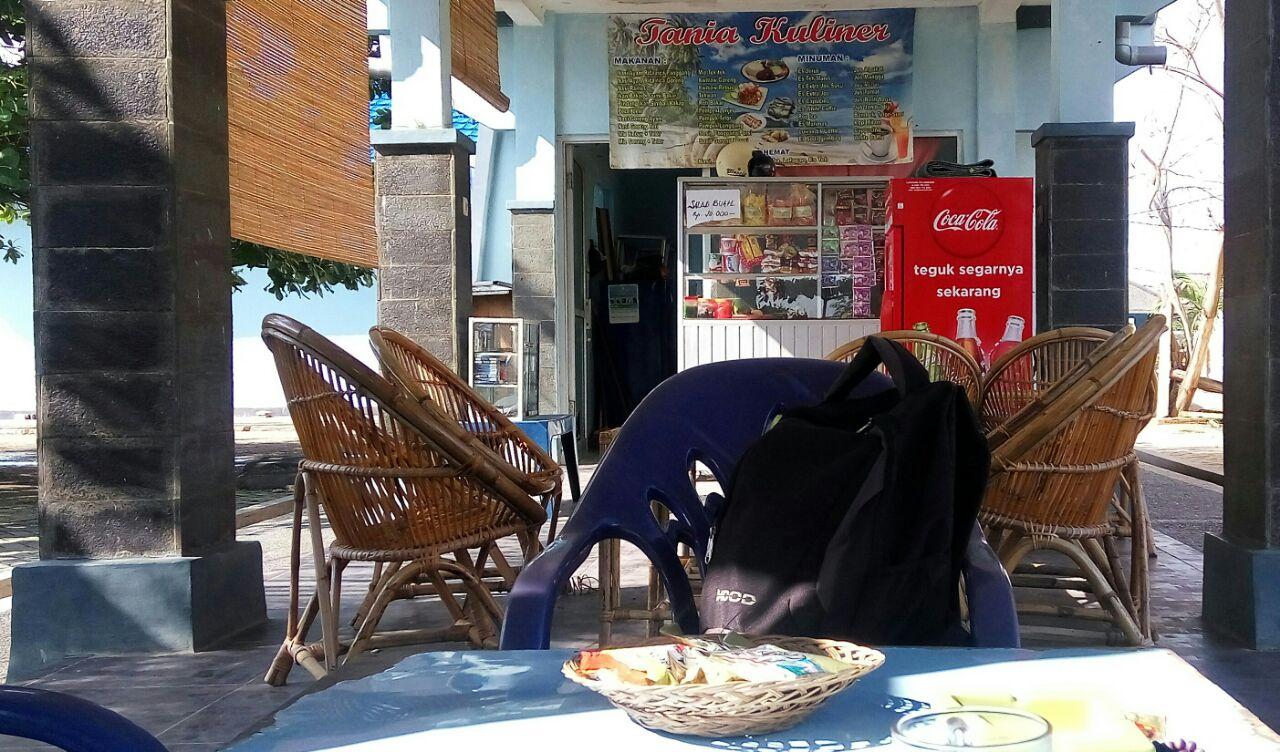 LAMPUNG POST | Kedai Santai ala Tania Kuliner