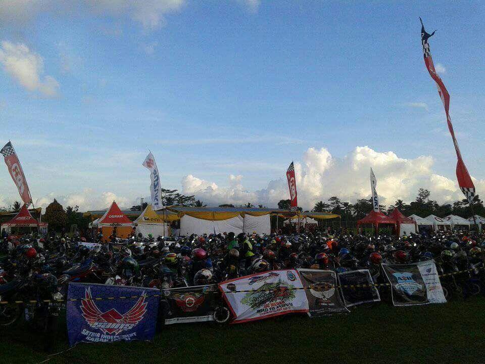 Suzuki Club Indonesia Gelar Jambore Nasional