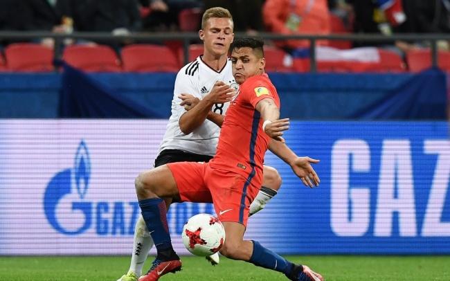 LAMPUNG POST | Piala Konfederasi: Jerman dan Cile Berbagi Poin