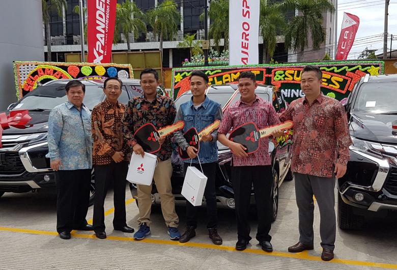 LAMPUNG POST | Mitsubishi Tambah Diler Kendaraan Penumpang di Lampung